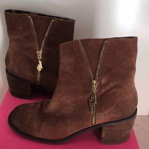 Betsey Johnson Mandda Boots